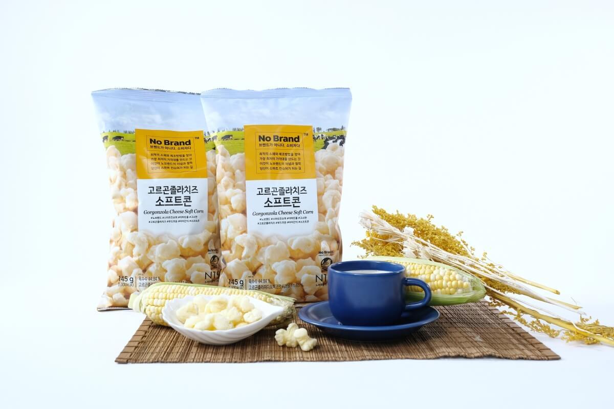 零食包裝 爆米花