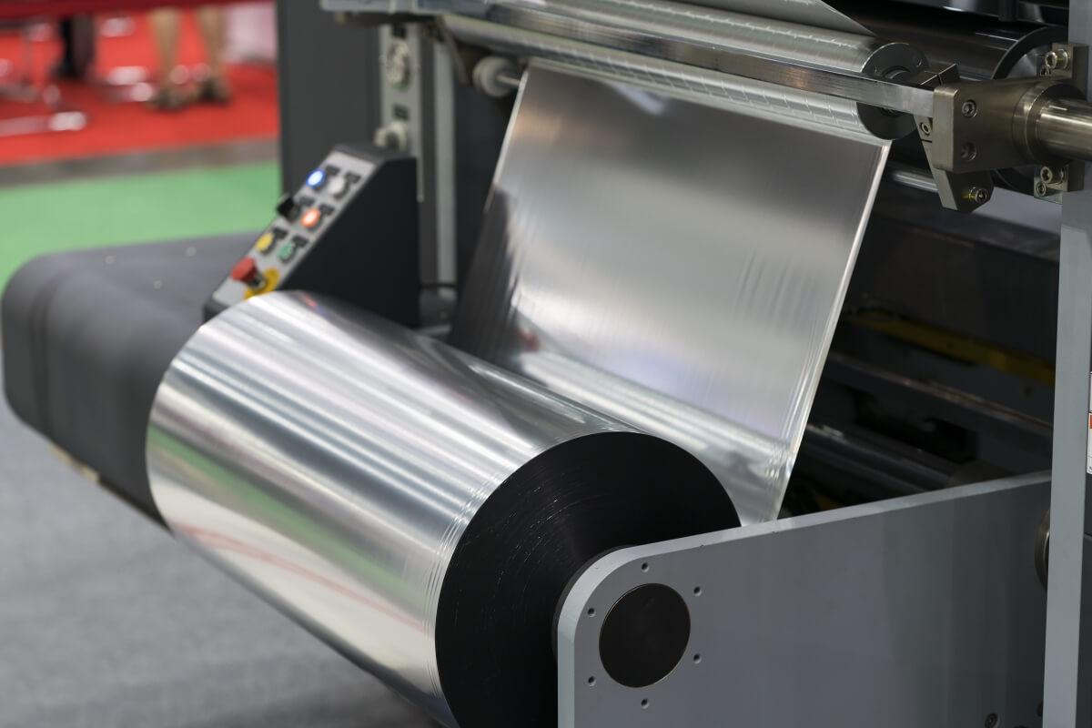 包裝鍍鋁處理