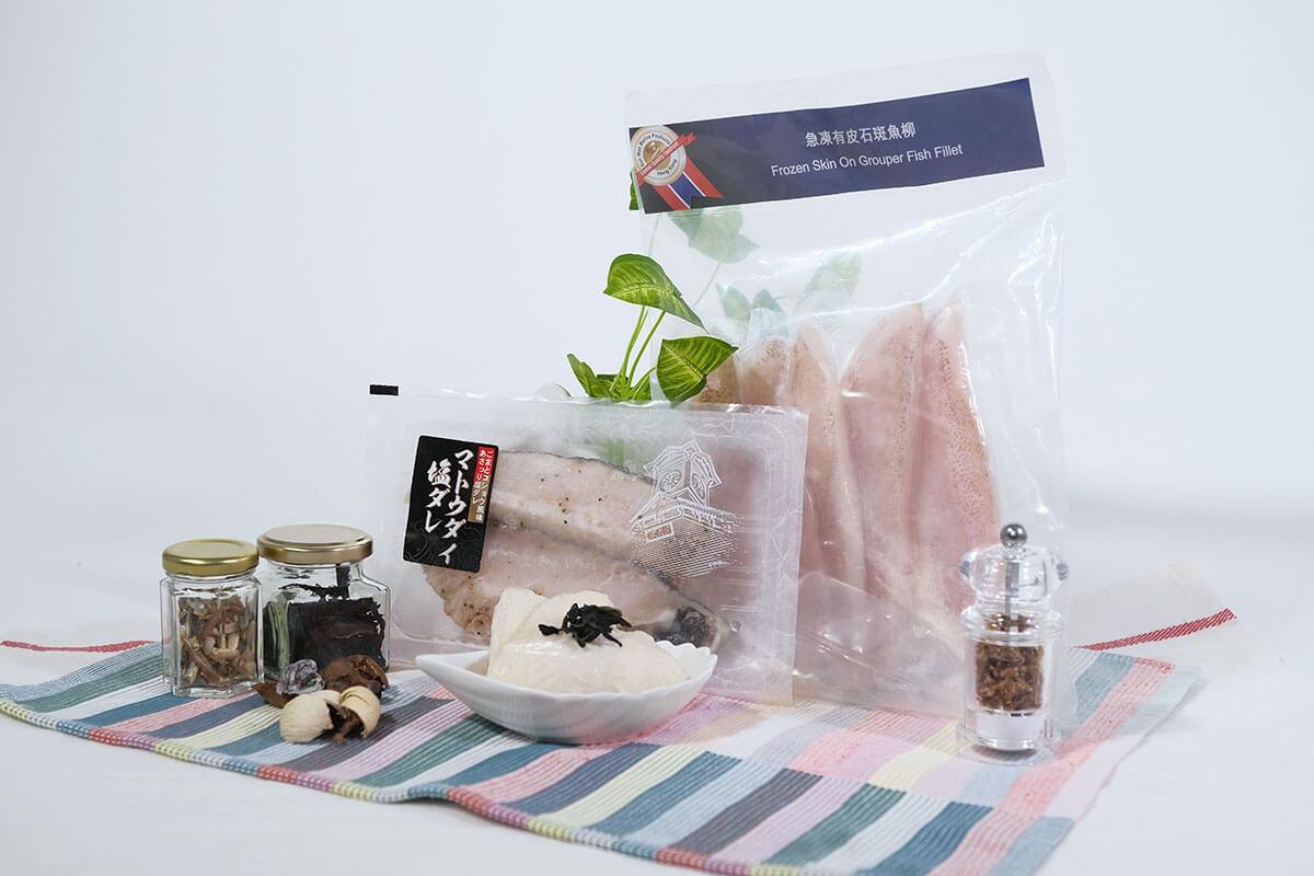 魚產品包裝