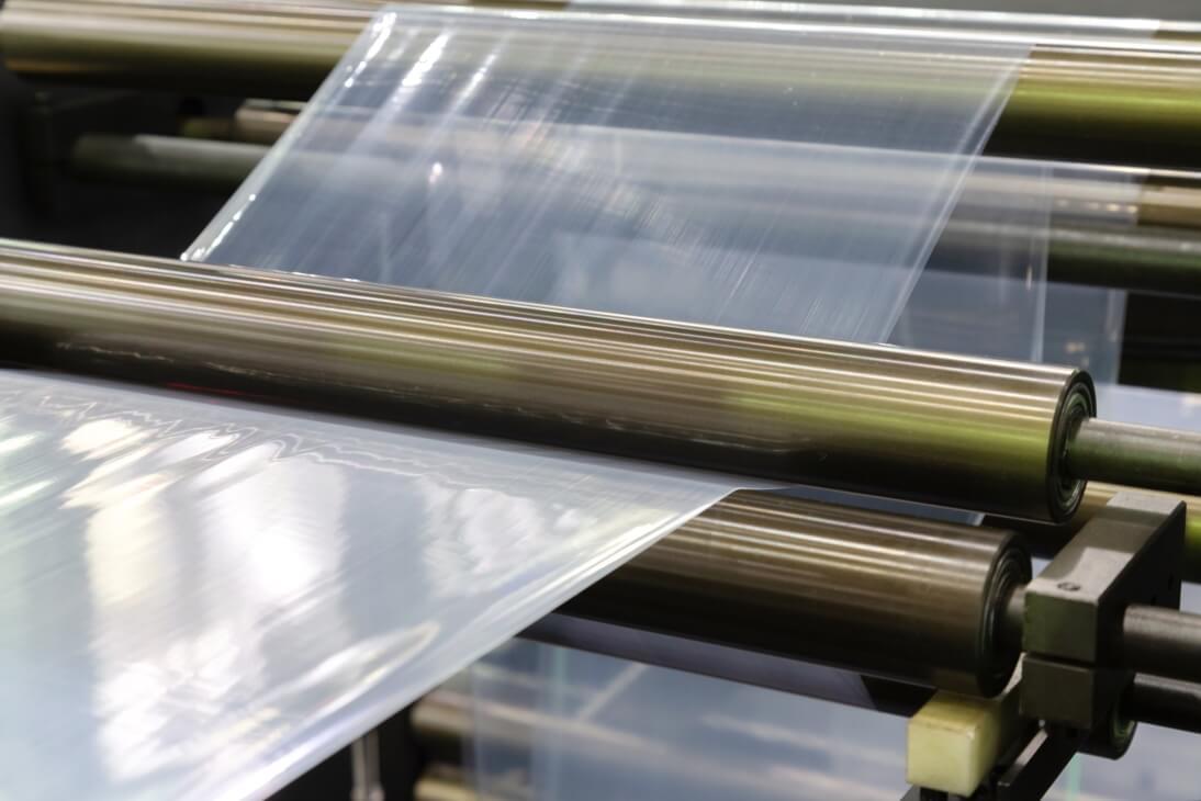 flexible packaging machine